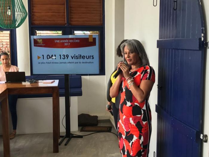 La Martinique passe la barre du million de touristes