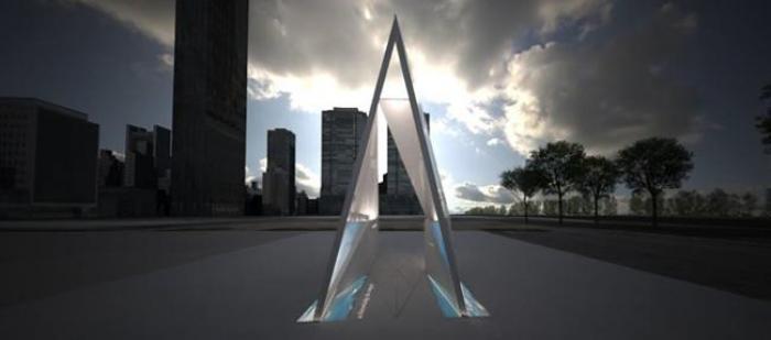 """La Martinique présente à l'inauguration de """"l'Arche du Retour"""" à New-York"""