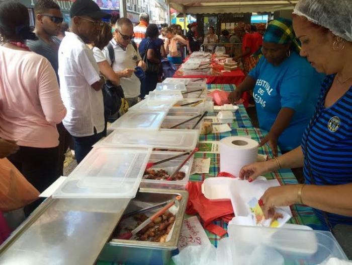 La Martinique profonde à travers le festival des accras