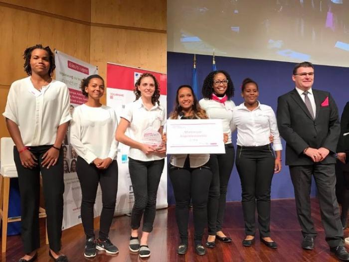 La Martinique remporte le concours Innovatech