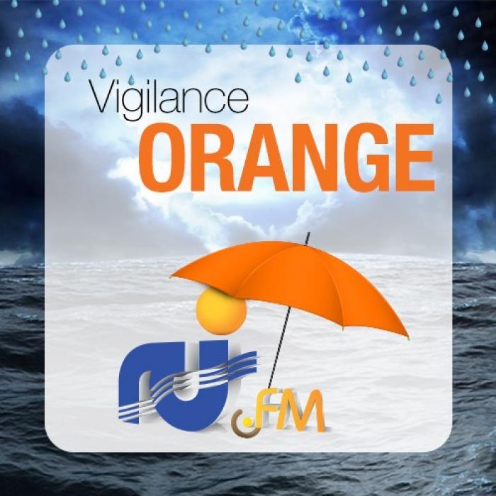 La Martinique repasse à l'orange mais la prudence demeure