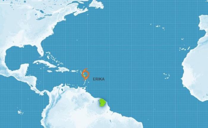 La Martinique reste en vigilance orange