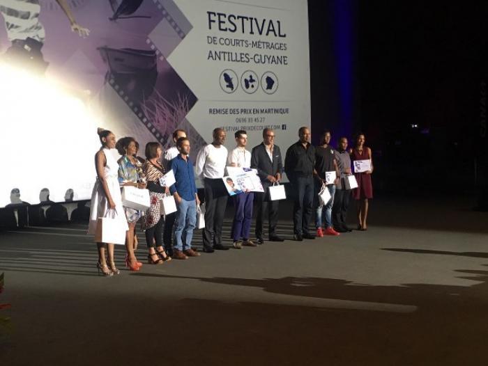 La Martinique récompensée au Festival de Courts-métrages Antilles-Guyane 2017