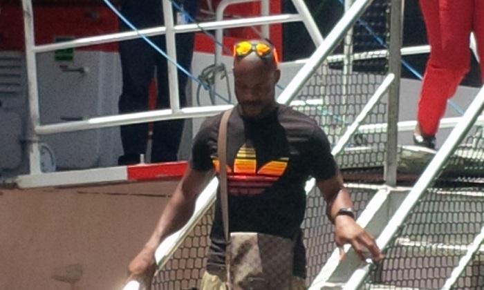 La Martinique sur le circuit les championnats du monde d'Aquabike 2015