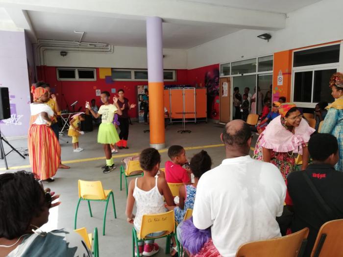 La MFME organisait aussi son carnaval