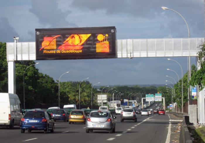 La mobilisation continue à Routes de Guadeloupe