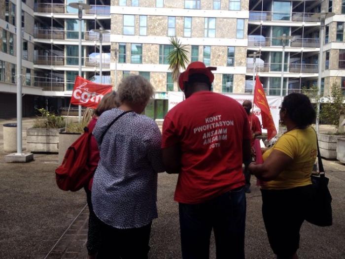 La mobilisation des syndicats de santé se poursuit