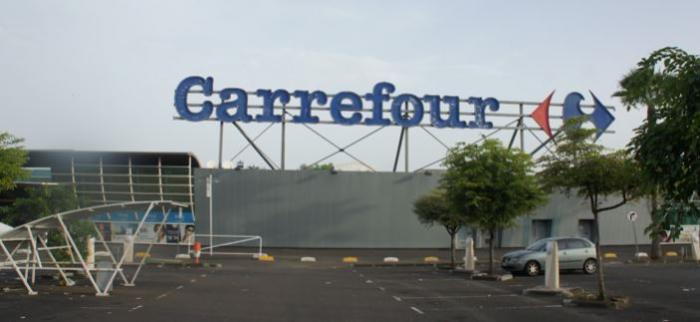 La mobilisation se poursuit à Carrefour Milénis