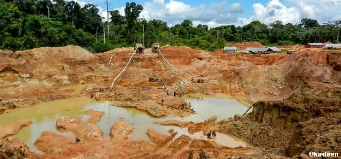 """La """"Montagne d'Or"""" en Guyane inquiète l'ONU"""