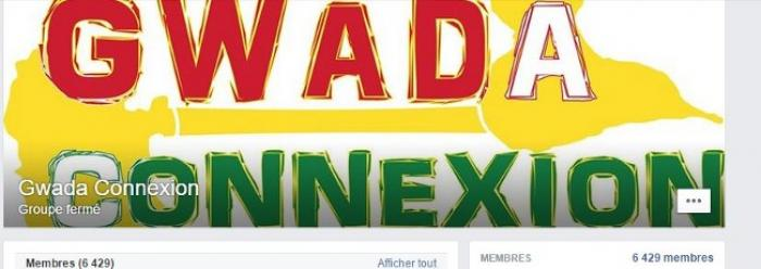 La page facebook Gwada Connexion fait des émules