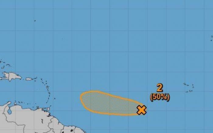 La perturbation 95L s'organise et pourrait devenir une dépression tropicale