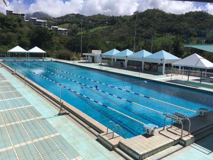 La piscine du Carbet a rouvert ses portesau public