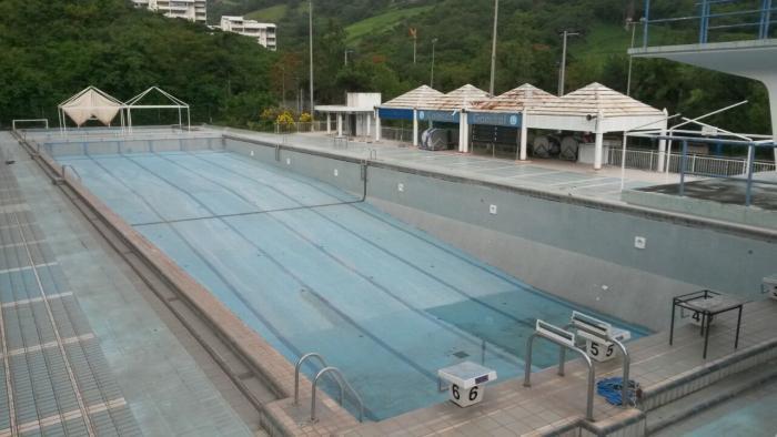 La piscine du Carbet se prépare à recevoir les nageurs de nouveau