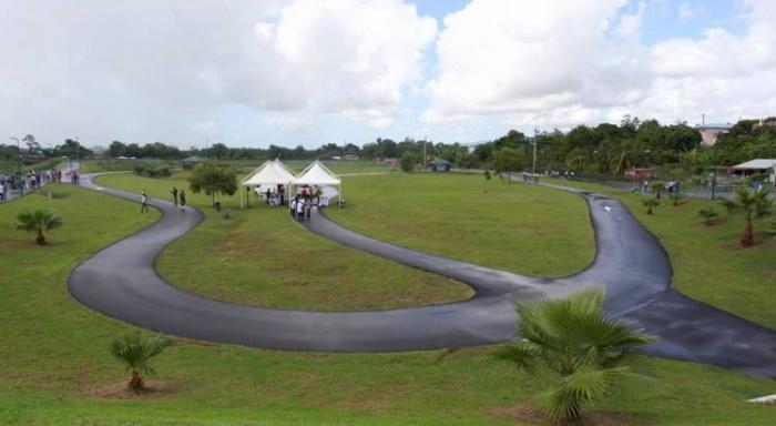 La piste cyclable de Ducos bientôt ouverte