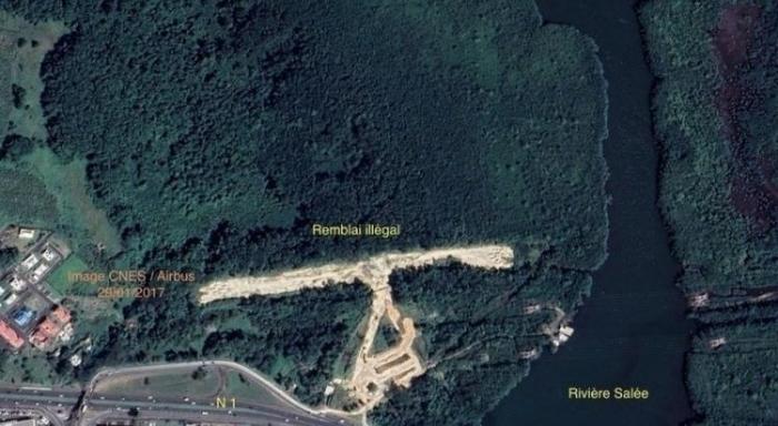 La piste de Super-motard ne sera pas implantée sur le site de la Gabarre
