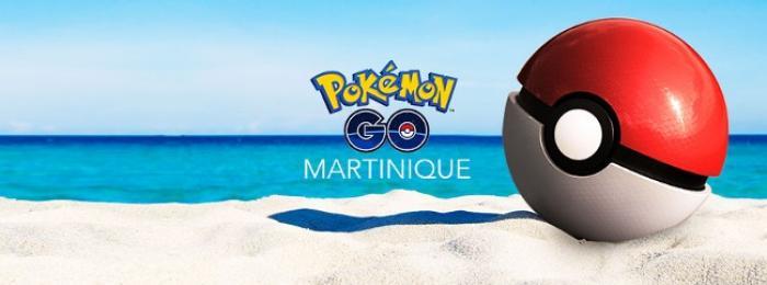 La première chasse officielle aux pokémon en groupe en Martinique