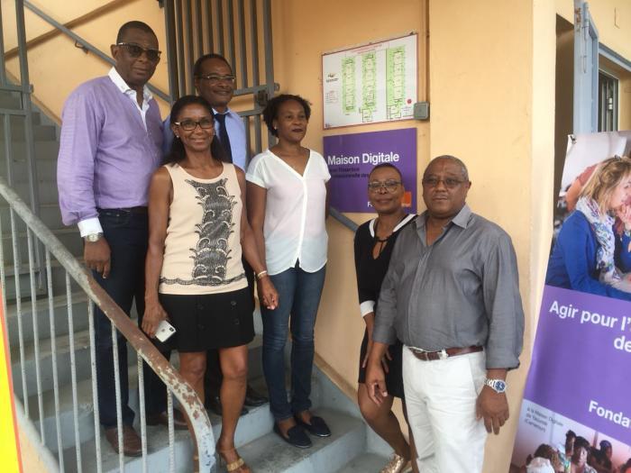 La première maison digitale de Martinique ouvre ses portes à Sainte-Thérèse