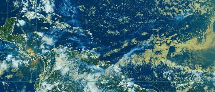 La première onde tropicale de l'année attendue en début de semaine prochaine