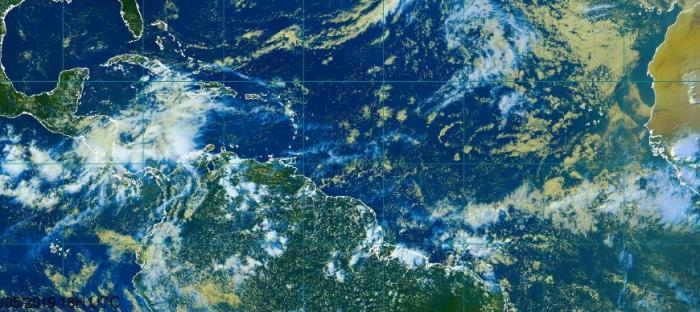 La première perturbation de la saison traversera l'Arc Antillais cette semaine