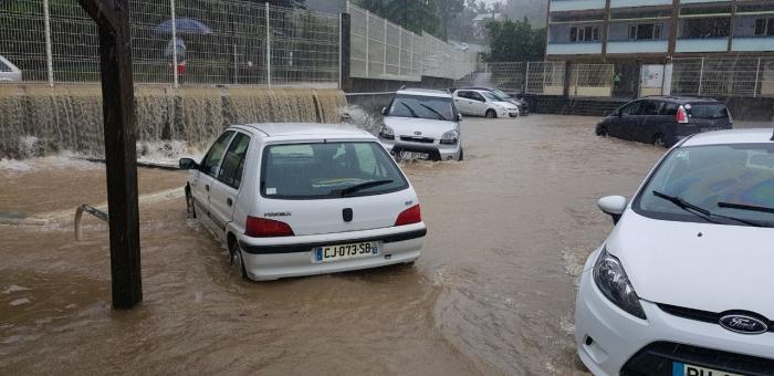 La préfecture active son COD : 42 personnes bloquées dans la station du François