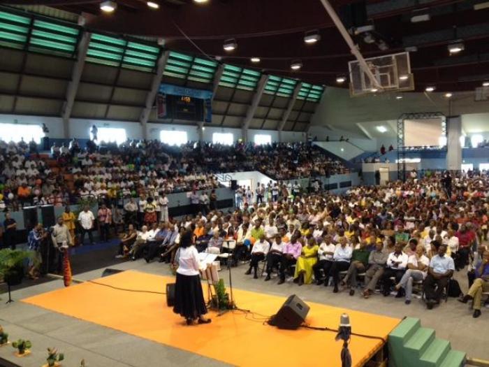 La rentrée politique de l'EPMN : Cap sur la collectivité territoriale de Martinique