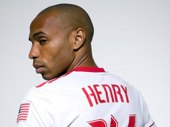 La retraite pour Thierry Henry