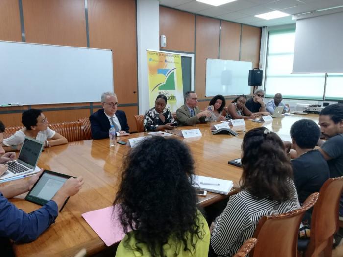 La Région Guadeloupe s'engage dans le secteur de l'innovation