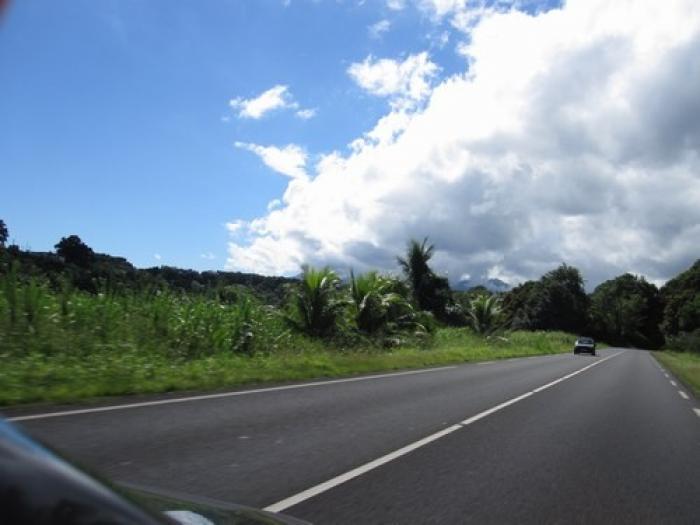 La région sur le terrain de la sécurité et la circulation routière