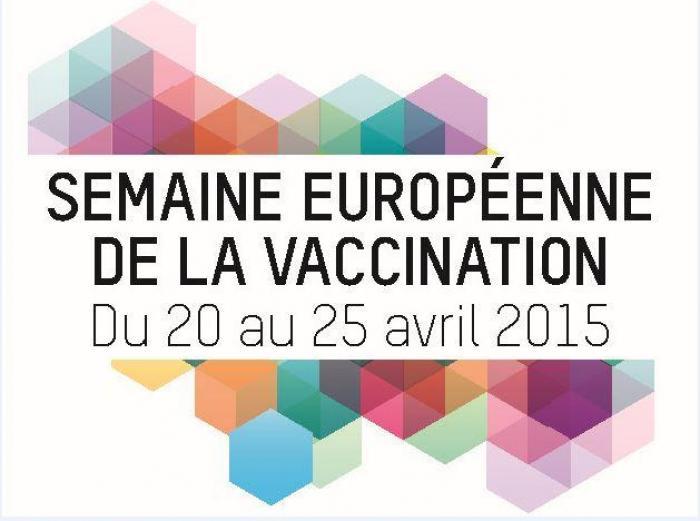 La semaine de la vaccination a lieu jusqu'à vendredi !