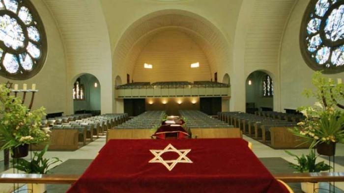 La synagogue cambriolée : un suspect interpellé