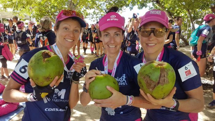 La team CEPAC remporte le Raid des Alizés 2018