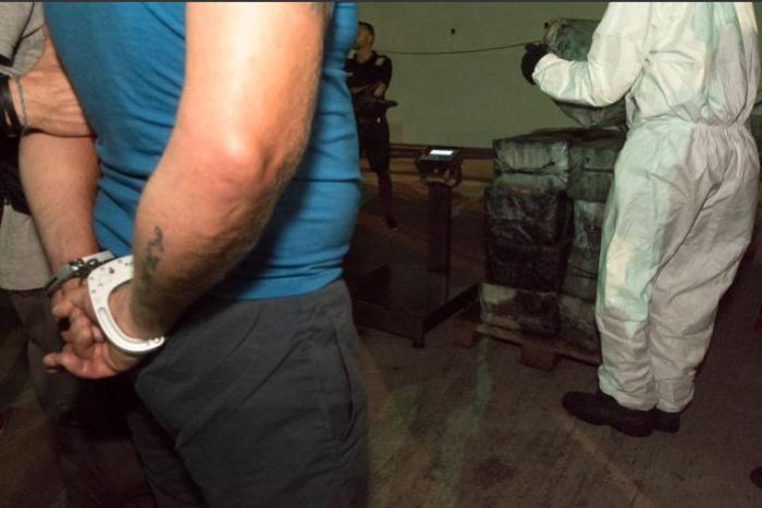 La tonne et demi de cocaïne saisie en mer était à destination de l'Amérique du Nord