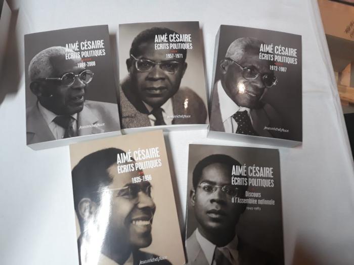 La totalité des écrits politiques d'Aimé Césaire est disponible