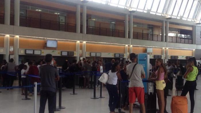 LADOM affrète un charter pour 340 étudiants