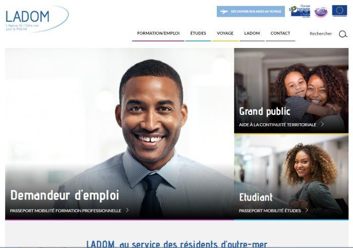 LADOM lance son tout nouveau site internet
