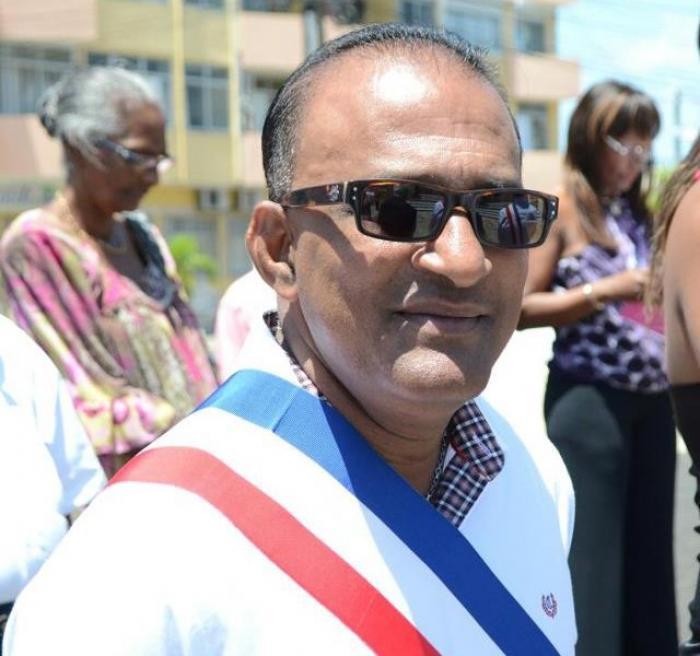 Lamentin : José Kandassamy se lance dans la course aux municipales