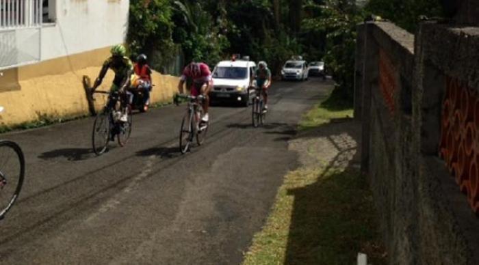 Lancement du 6ème Critérium cycliste des quartiers du Lamentin