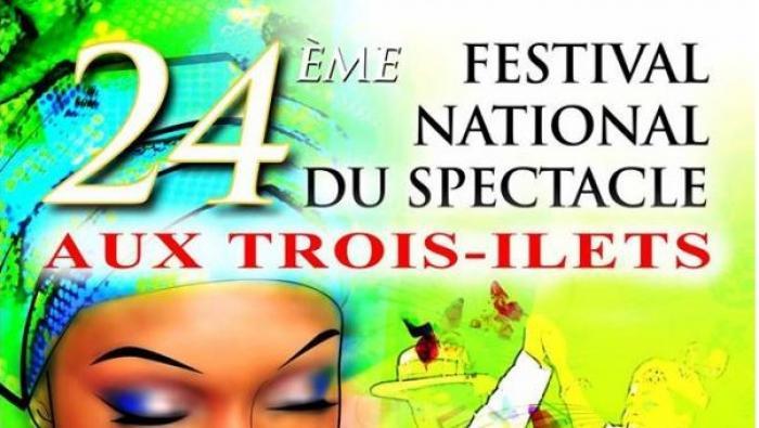 Le 24 ème festival national du spectacle aux Trois-Ilets