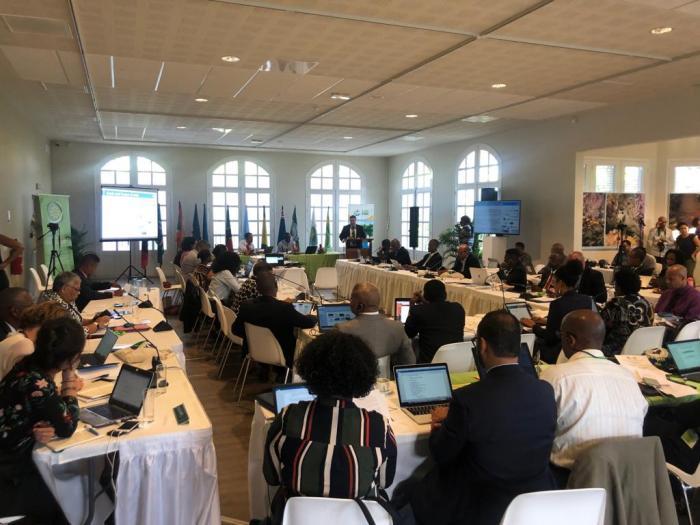 Le 6ème Conseil des Ministres de l'Environnement de l'OECS se termine, ce vendredi