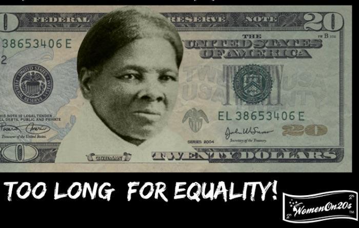 Le billet à l'effigie d'Harriet Tubman verra-t-il le jour?