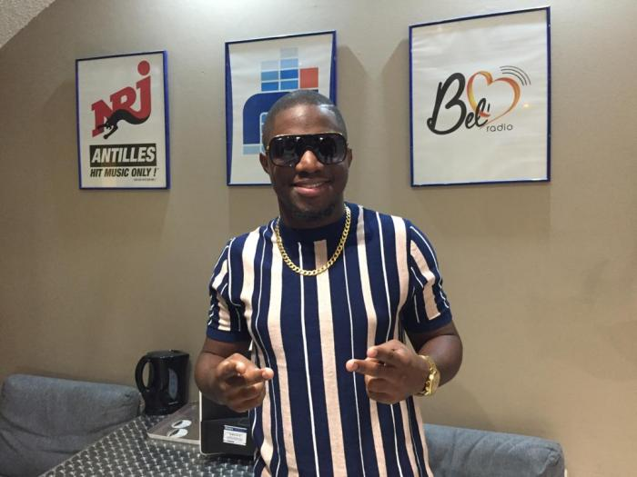 Le chanteur trinidadien Voice est en Martinique