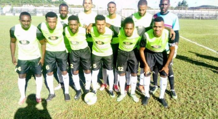 Le Club Franciscain a bien débuté le tournoi des clubs amateurs de la Caraïbe