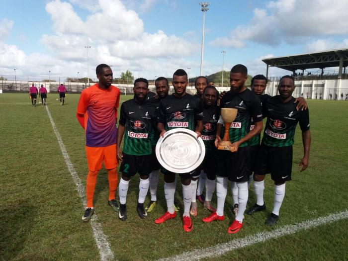 Le Club Franciscain aux portes des quarts de finale en coupe des clubs de la Caraïbe