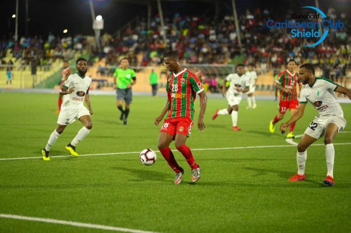Le Club Franciscain s'incline en finale de la coupe des clubs champions