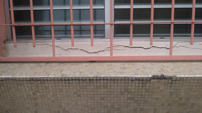 Le collège Jacques Roumain fermé à cause de fissures