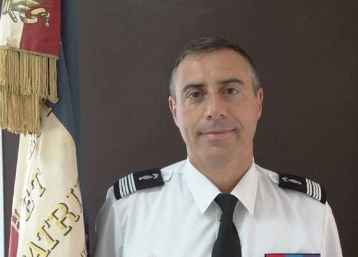 Le colonel Agostini, nouveau patron de la gendarmerie en Martinique prend ses marques