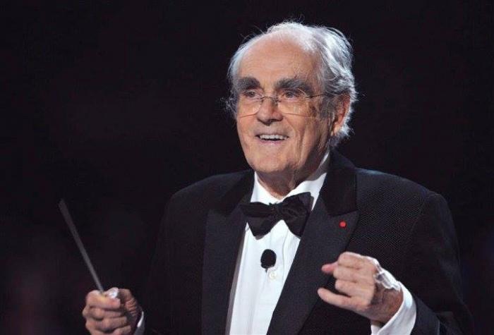 Le compositeur Michel Legrand est décédé à Paris. Il avait 86 ans