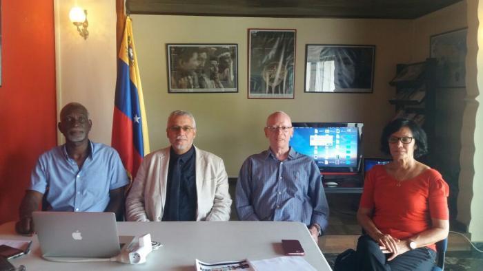 Le consul du Vénézuéla dit sa vérité sur la situation du pays