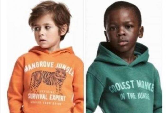 Le CRAN réagit après une publicité d'H&M jugée raciste