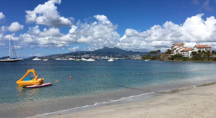 Le déficit pluviométrique des trois derniers mois est l'un des plus importants depuis 1948 en Martinique